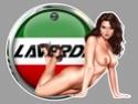 PIN UP MOTO SEXY La13910