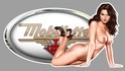 PIN UP MOTO SEXY Mb13810