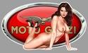 PIN UP MOTO SEXY Mb14010