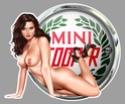 PIN UP SEXY AUTO Mb14710