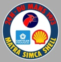 STICKER M AUTO Mb18010