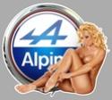 PIN UP SEXY AUTO Pu02110
