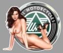 PIN UP MOTO SEXY Ua04210