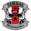 STICKER MOTO Y Ya02110