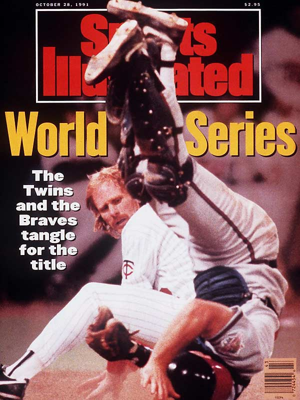WORLD SERIES - Braves v. Twins - Saturday July 24 at 9:30p Through Saturday July 31 at 9:30p  - Braves Win 4-0 1991-w10