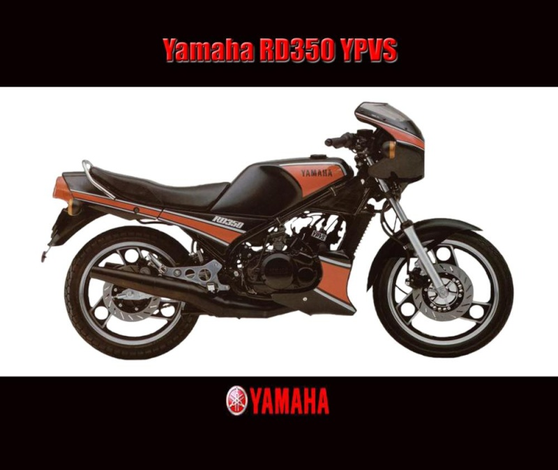 Show us your biking history in pics Yamaha10