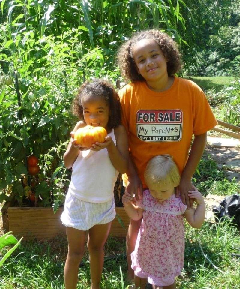 My bragging tomatoes -(Boffer, beware) 01012
