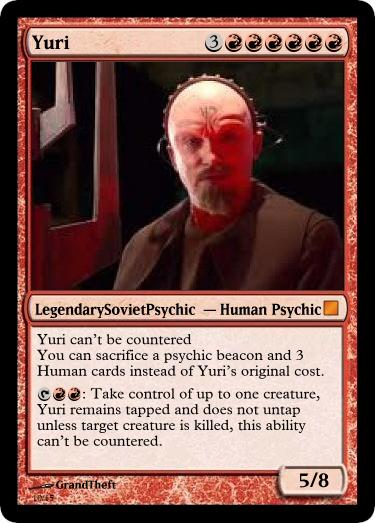 Make a card contest Yuri10