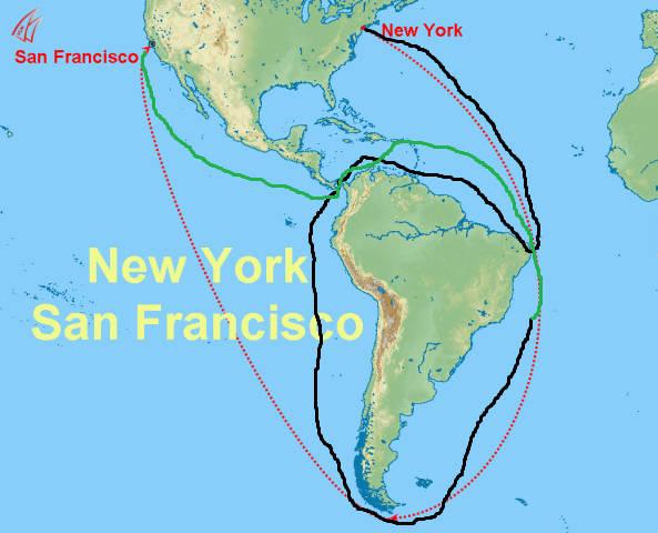 New York - San Francisco Alt_ny10