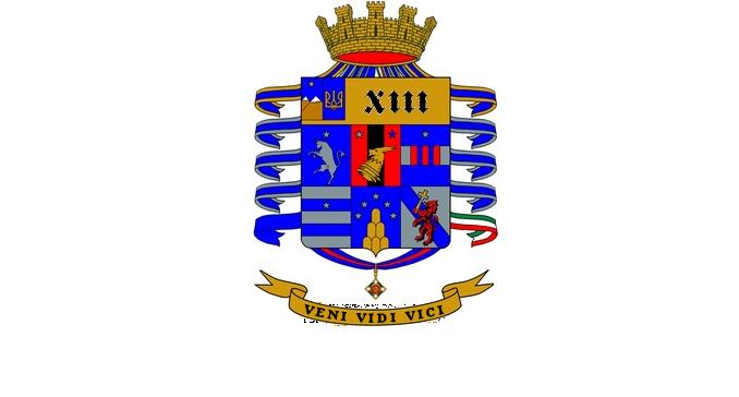 13° R.A.P / Tredicesimo Reggimento Alpini Paracadutisti Logo_f10