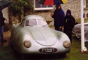 La première Porsche de compétition 1939_612