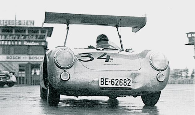 Le premier aileron en compétition 1956_510