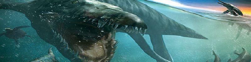 cryptozoologie cryptozoology cryptide marin Iberian serpent de mer Freiherr George G von Forstner crocodile marin 30 juillet 1915 mosasaure kronosaure Créature de l'U-28