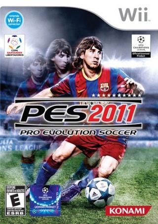 PES Pro Evolution Soccer 2011 [WII][PAL][Español][MULTI3] 51289310