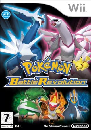 Pokemon Battle Revolution[PAL Pokemo10