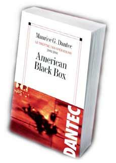Maurice G. Dantec, American Black Box ! 841710