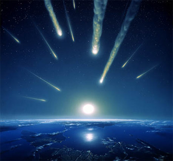 """Le """"Jour du Seigneur"""", la """"Fin des Temps"""", la """"Fin du Monde"""", le Règne de """"Mille Ans"""" ! Meteor10"""