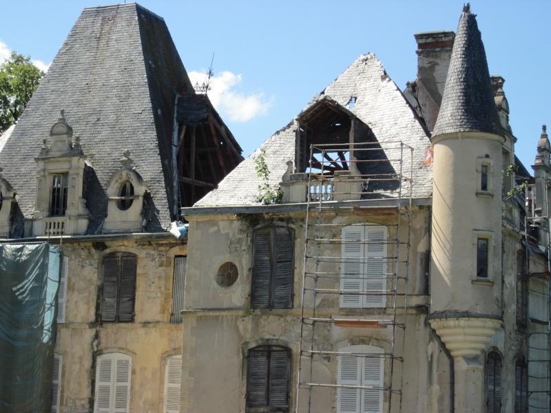 l'Ermitage du Baron de Batz - Page 2 Toitur10