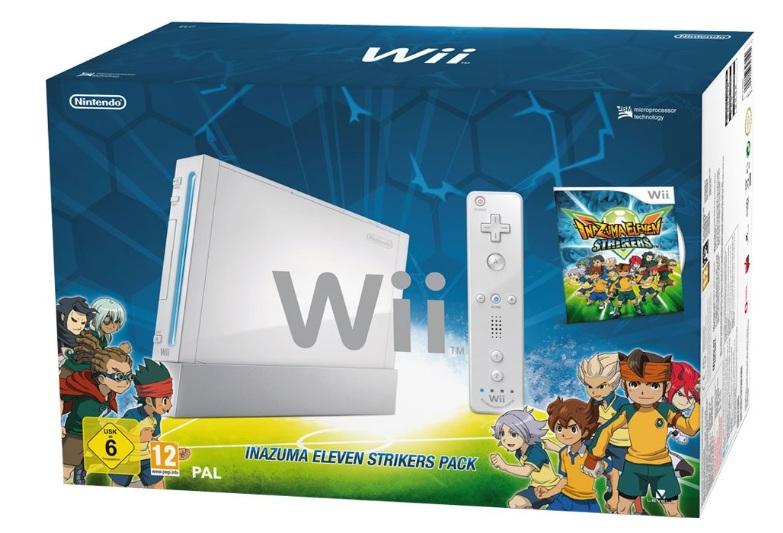 Inazuma eleven  strikers - wii - sortie le 28 septembre Wiistr10