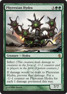 cartes de mirrodin assiégé Phyrex10