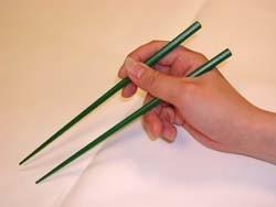 Les baguettes chinoises Chopst11