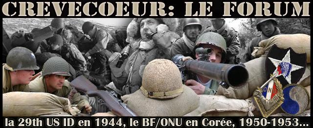 L'Association Crèvecoeur: La 29éme Division d'Infantrie U.S. de 1942-1945 Banni-10