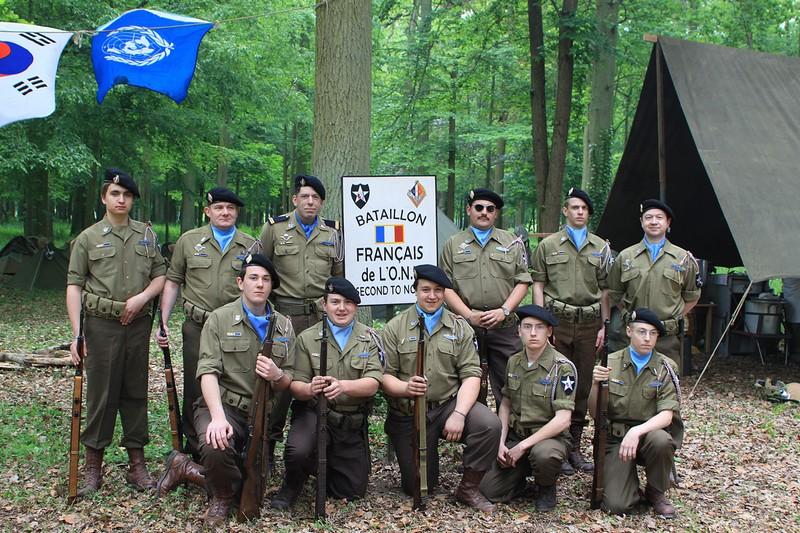 L'Association Crèvecoeur: La 29éme Division d'Infantrie U.S. de 1942-1945 Crevec10