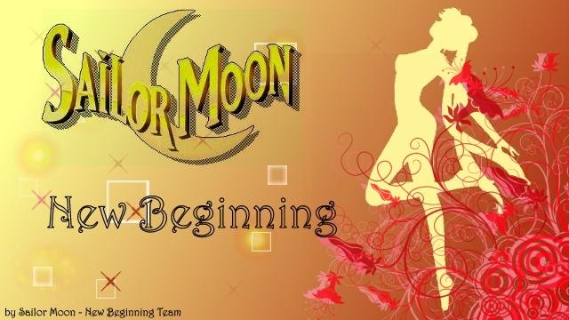 Sailor Moon RPG - New Beginning Logo210