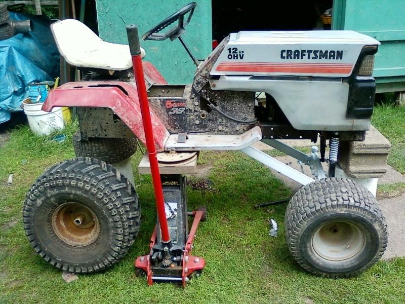 monster mower Sspx0018