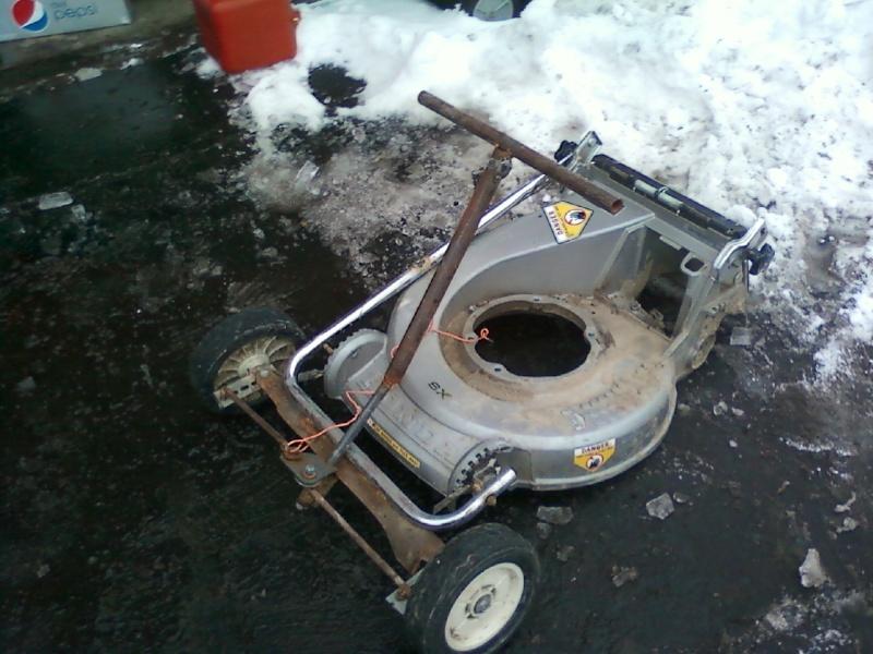 all mighty pushmower Sspx0036