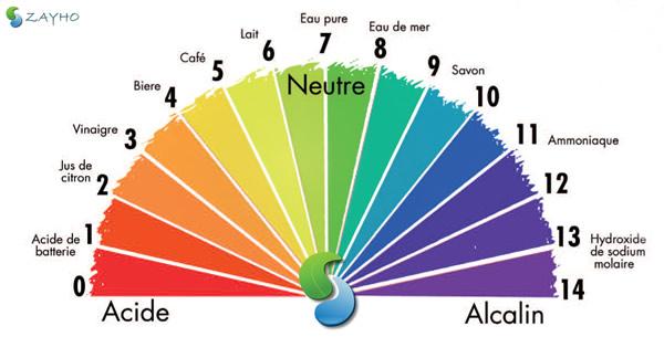 L'équilibre acido-alimentaire Roue-k10