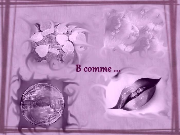 "DEFI Lettre "" B "" B_noir10"