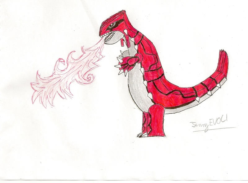 ^v^ Ma galerie de dessins sur papiers  Groudo10