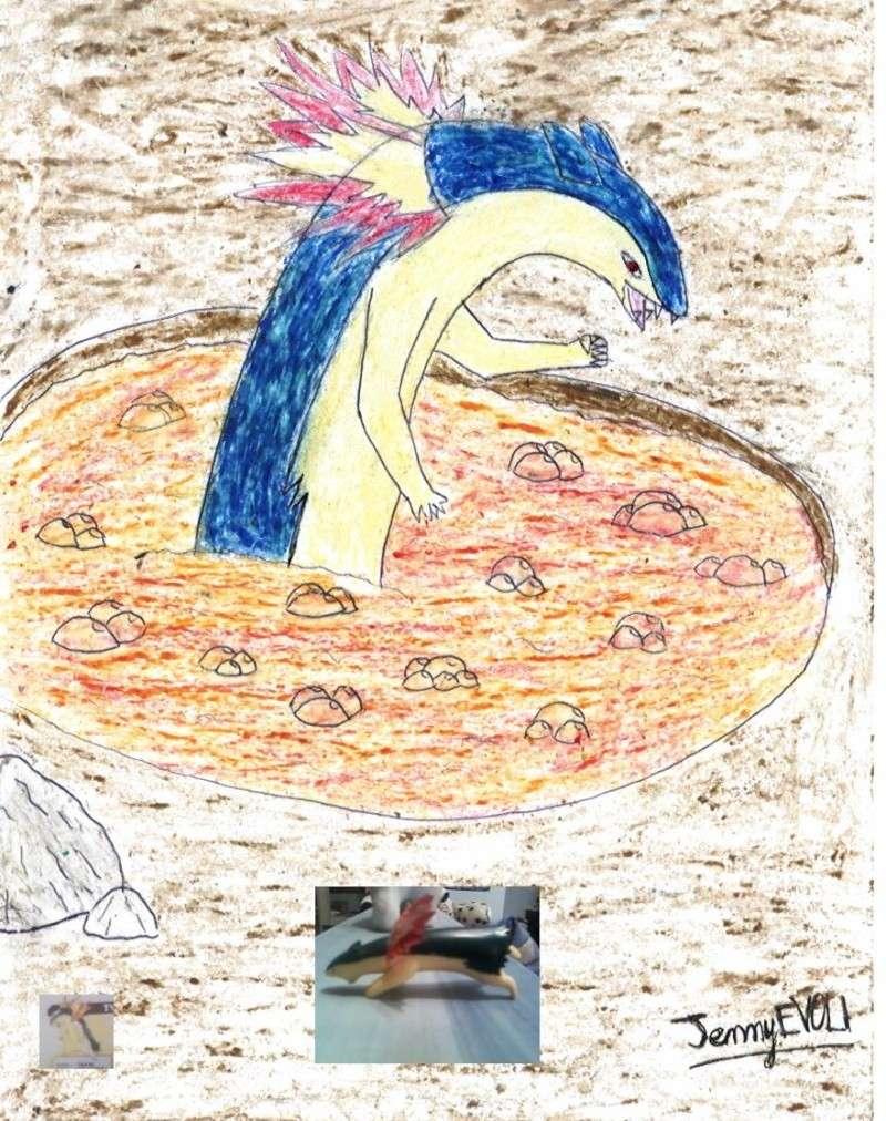 ^v^ Ma galerie de dessins sur papiers  Typhlo10