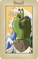 Face Cards Snail11