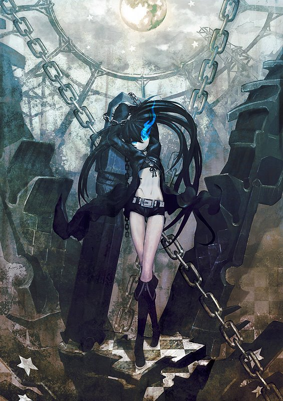 BLACK★ROCK SHOOTER Black_10