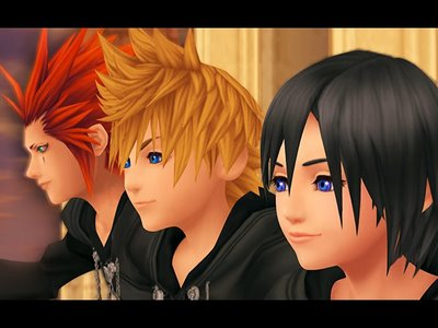 Kingdom Hearts : 358/2 Days E4a17410