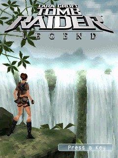 Tomb Raider Legend 3D Multiscreen S60v3 Tombr10