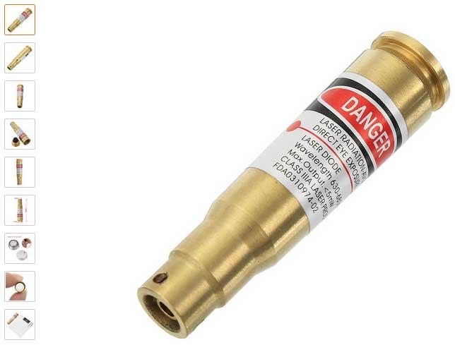 Faux étuis mais douilles laser Douill10