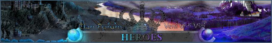 HEROES CLAN