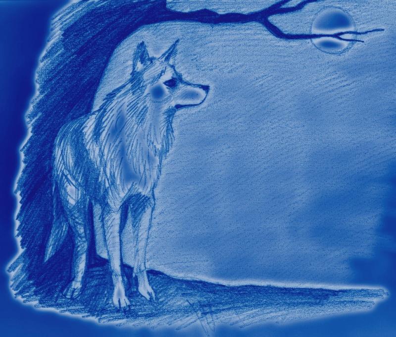 Wolf [WIP] Blue_w10