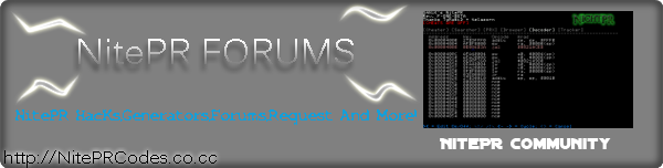 Banner For The Forum *UPDATED NEW Nitepr15