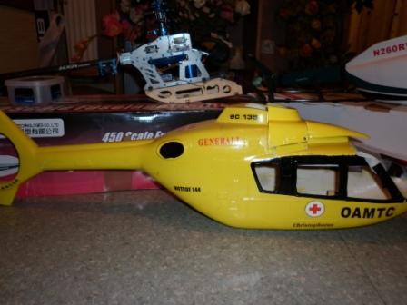 A vendre un Hélico Trex 450V2 Photo_13