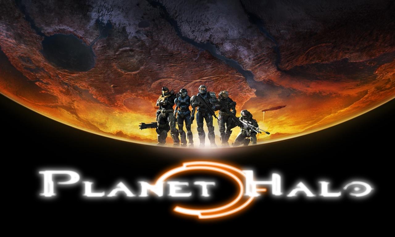Planet Halo