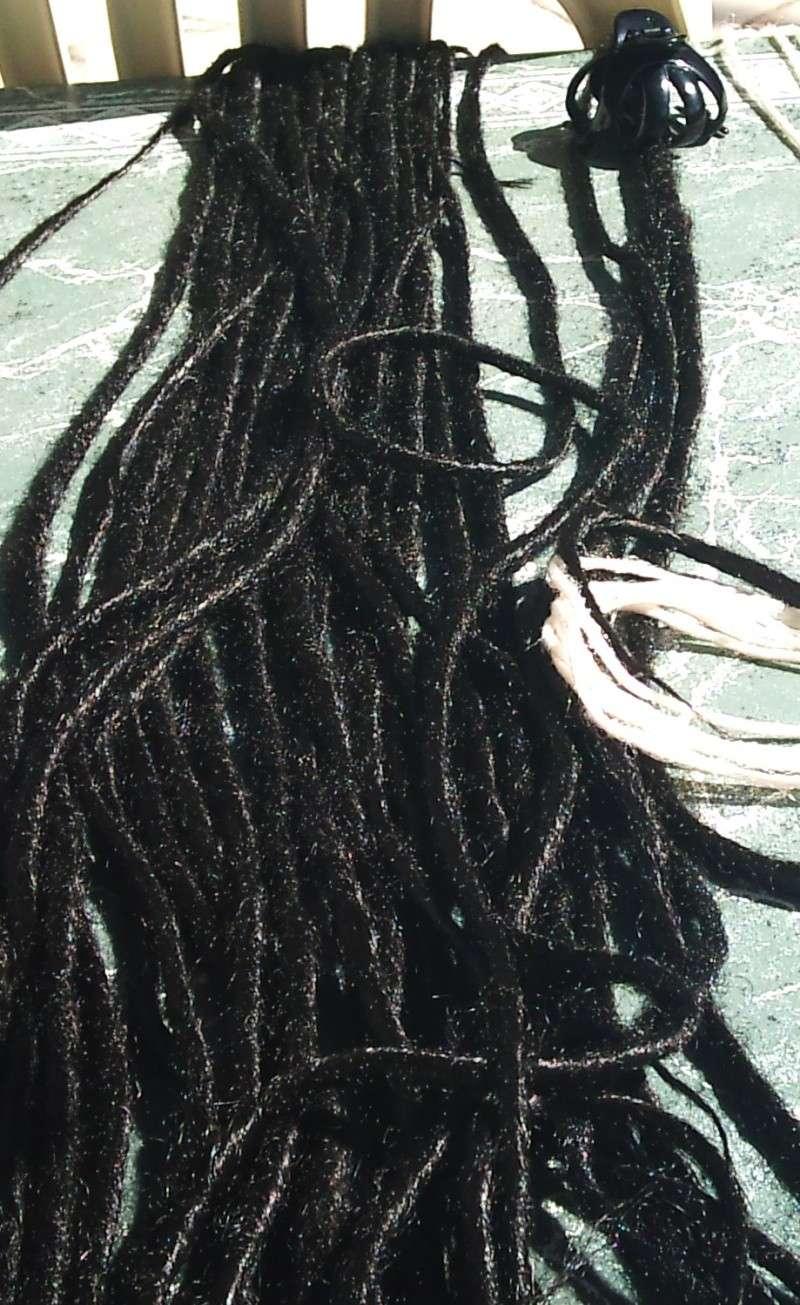 "1eres dreads un peu ""roots""....! Dsc_9813"