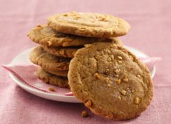 Double-delight peanut butter cookies   Cookie10