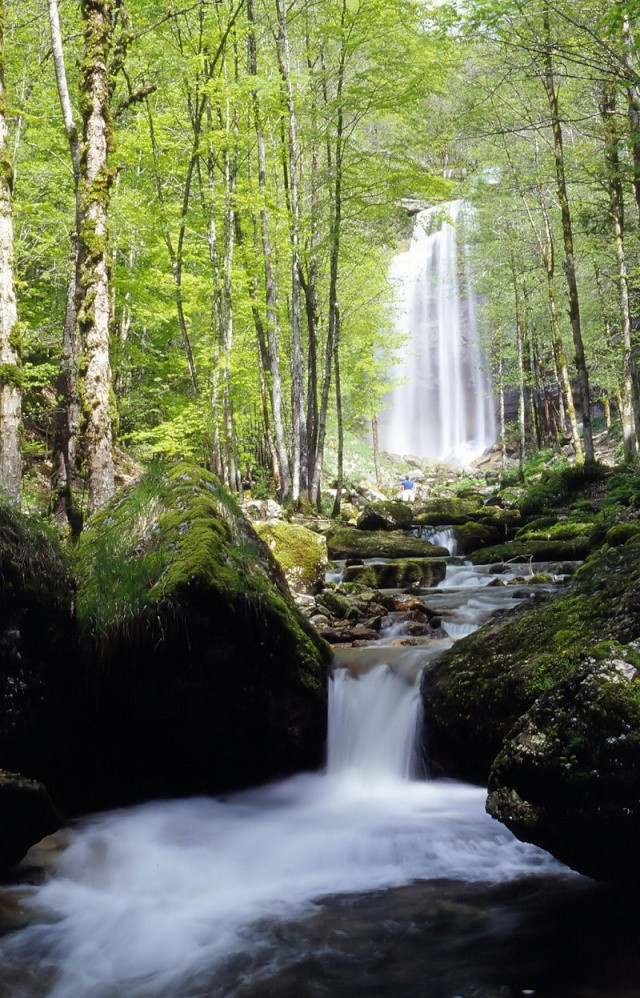 La cascade Cascad11