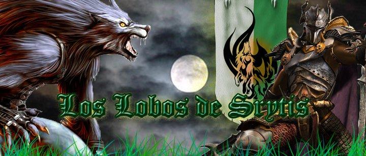 Los Lobos De Syrtis