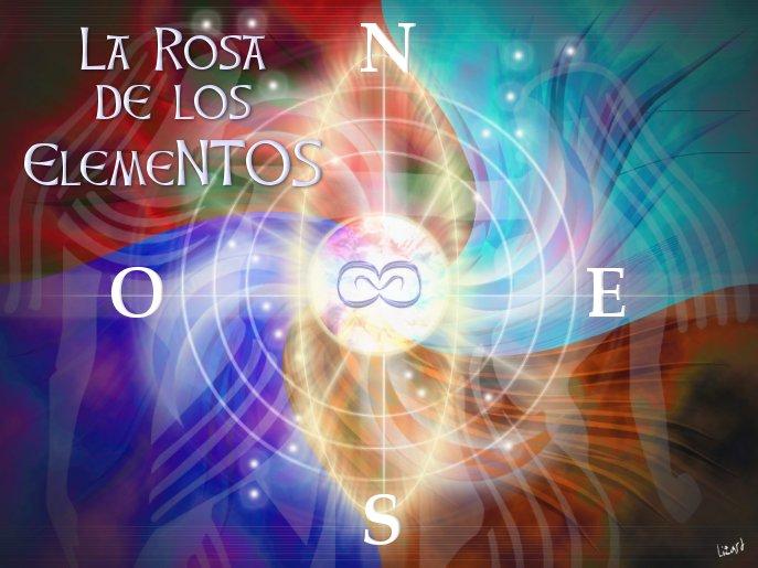 La Rosa De Los Elementos