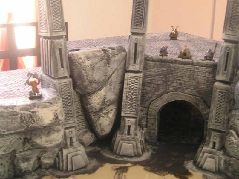 [Blog] Mes décors et figurines naines J9_510
